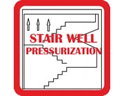 Stair well Pressurization